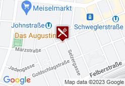 Restaurant Augustin - Karte