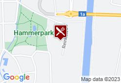 Hammerpark - Stüberl - Karte