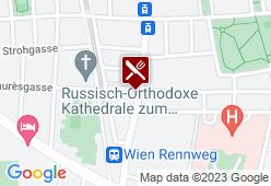 Restaurant Borromäus - Karte