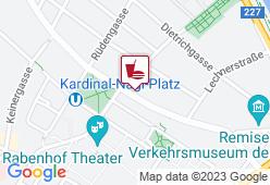 Stanzl - Karte