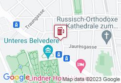 Cafe-Restaurant CONSUL - Karte