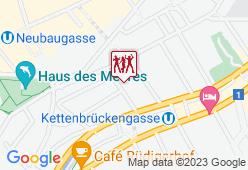 Boa Club Vienna - Karte