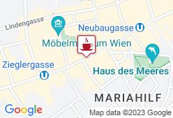 Cafe Scapa - Karte