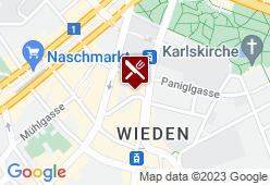 Gastwirtschaft Rohrböck - Karte