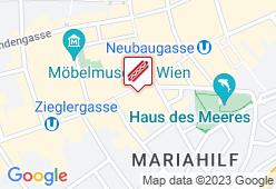 Mariahilfer Wurststadel - Karte