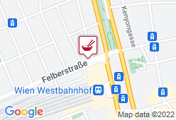 China-Restaurant zum Westbahnhof - Karte