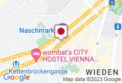 Gegenbauer - Kaffeerösterei - Karte