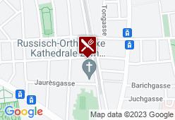 Zur Steirischen Botschaft - Karte