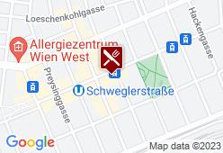 Restaurant Kent - Karte