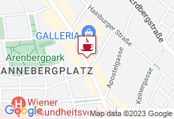 Cafe Haller - Karte