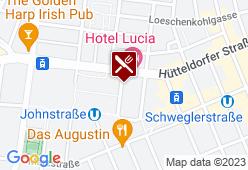 Heidinger´s Gasthaus - Karte