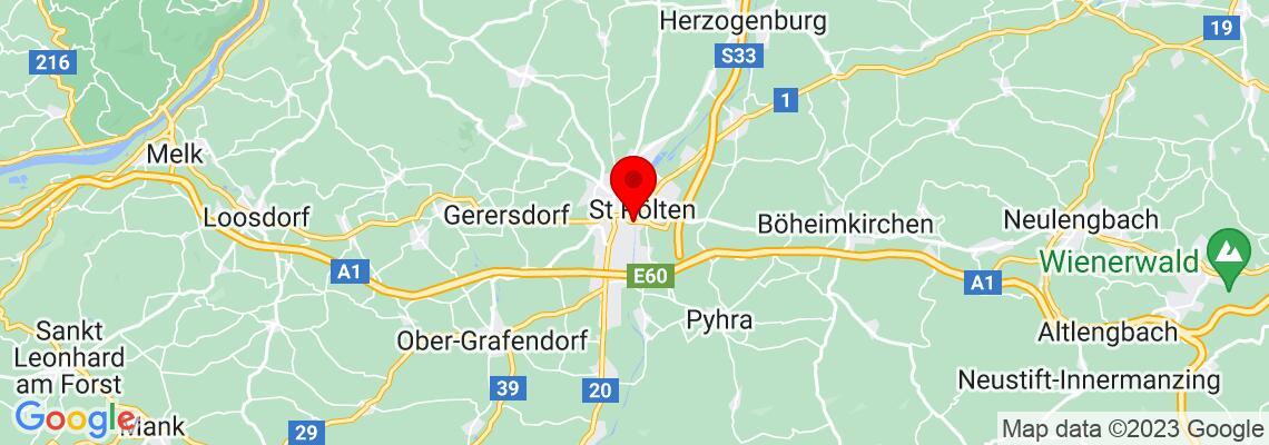 Wirtschaftszentrum NÖ Niederösterreich-Ring 2 3100 St. Pölten