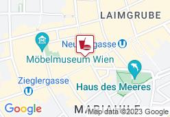 Tasty Donuts Wien II - Karte