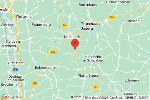 Karte Aletshausen