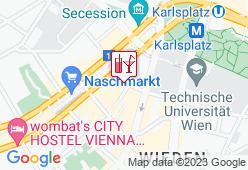Wiener Blut - Karte