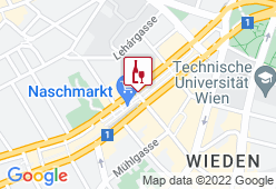 Käselands Weineck - Karte