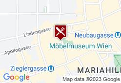 Cafe Restaurant Depot - Karte