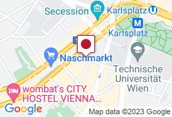 Japanmarkt NIPPON-YA - Karte