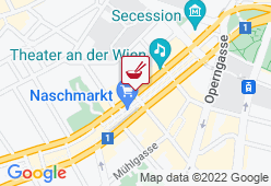 Asia Time am Naschmarkt - Karte