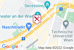 Fischviertel am Naschmarkt - Karte