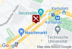 Gabi am Naschmarkt - Grill und Bierhaus - Karte