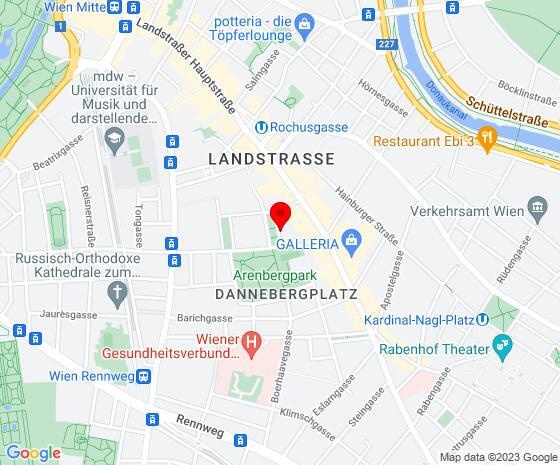 Google Map of Ziehrerplatz 4/18, 1030 Wien