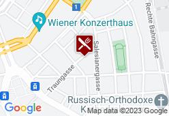 Gasthaus Herlitschka - Karte