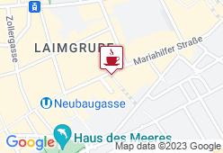 Cafe im Raimundhof - Karte
