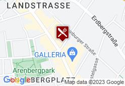 Bürger Beisl - Karte