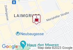 Café X Bar - Karte