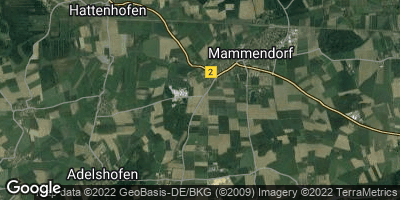 Google Map of Mammendorf