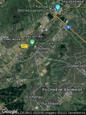 Google Map of Olching
