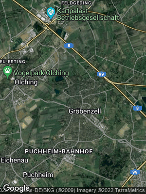 Google Map of Gröbenzell