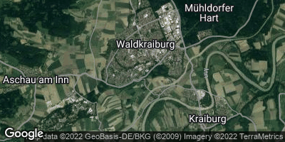 Google Map of Asbach