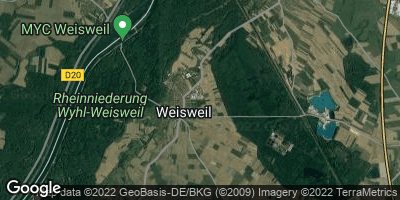 Google Map of Weisweil