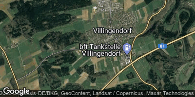 Google Map of Villingendorf