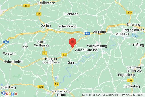 Karte Reichertsheim