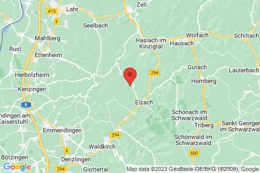 Karte Biederbach
