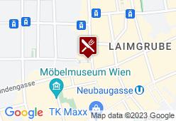 Reformhaus Buchmüller - Karte