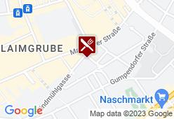 Vapiano Mariahilfer Straße - Karte