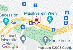 Otto Wagner Pavillon - Karte