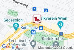 Ströck - Karte