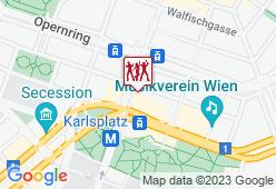 Maxim Wien - Karte
