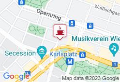 Cafe Museum - Karte