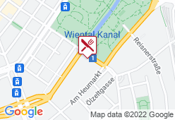 Restaurant Parlor - Karte