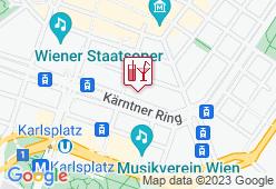 Kavalier Bar - Karte