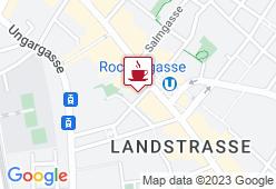 Cafe Benedikt - Karte