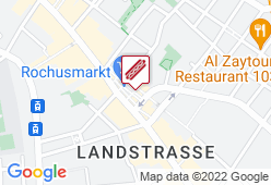 Rochus Würstl - Karte