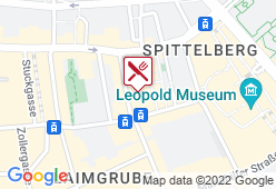 TIAN Bistro am Spittelberg - Karte