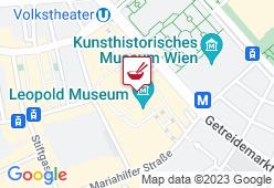Natsu Sushi Museumsquartier - Karte